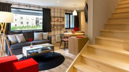Le Gouter Family Apartment