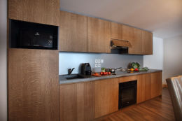 Apartment 3P - 3 rooms (West facing) 4 people - 45 m2